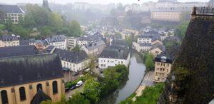 Luxemburgo, el balcón más bonito de Europa