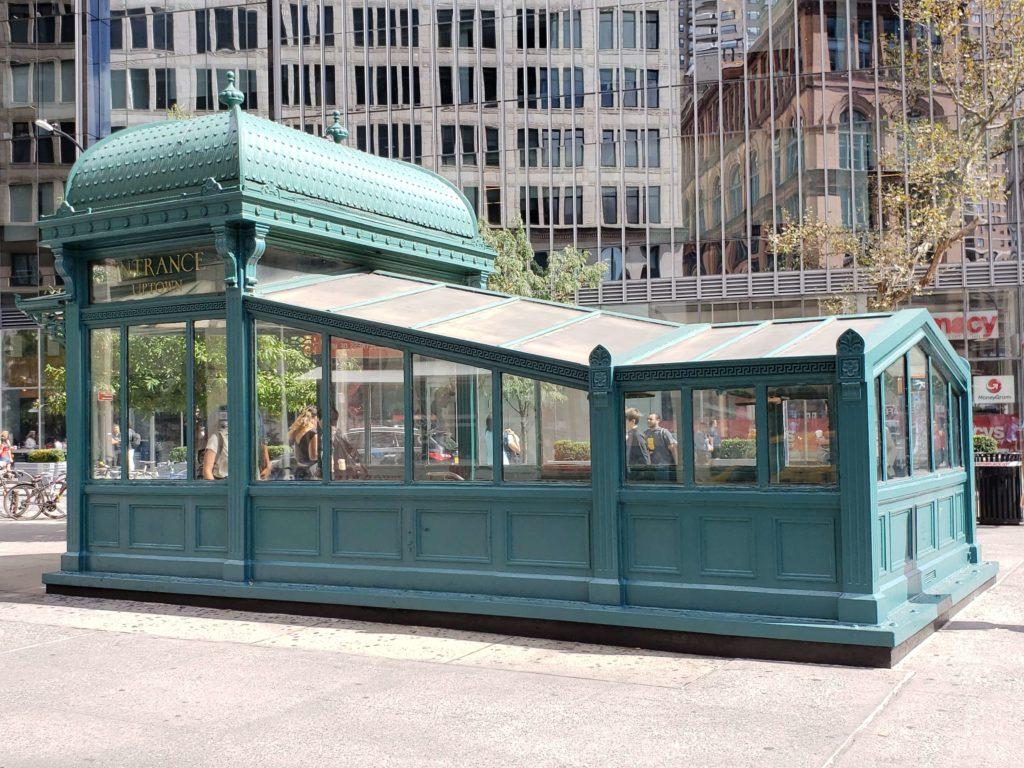 Estación Astor Place, línea Lexington Avenue, Manhattan