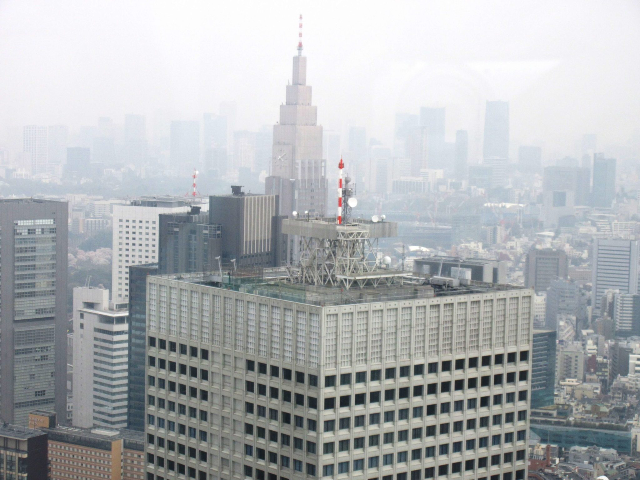 El Empire State Building en Tokio