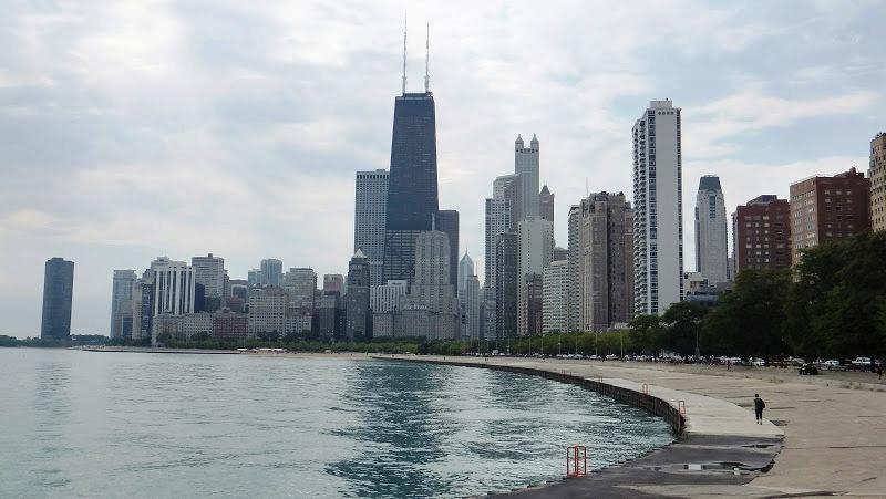 En este momento estás viendo Chicago sobre el Lago Michigan