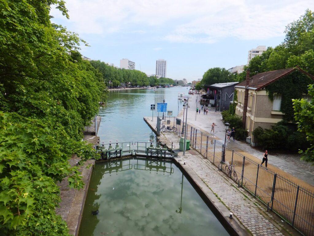 Circuitos menos conocidos de París, Parc de la Villette