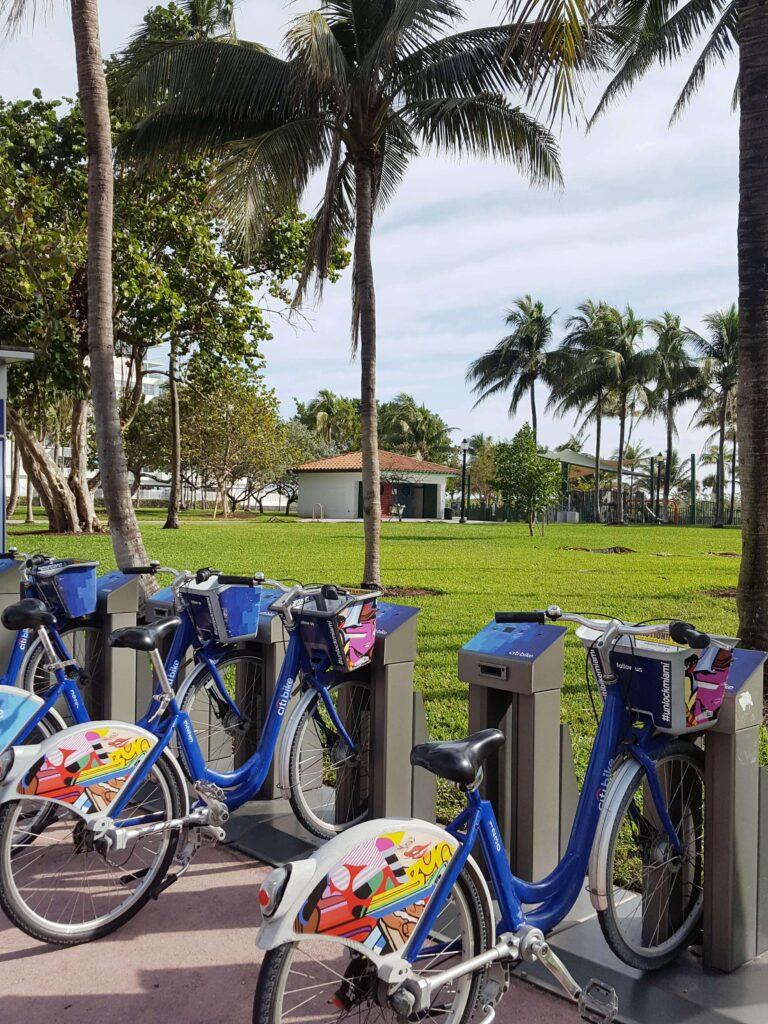 CitiBike, Miami, Florida