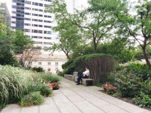 Elevated Acre, rincón secreto y panorámico en Nueva York