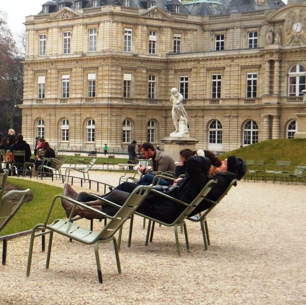 Jardines de París: Jardines de Luxemburgo, París