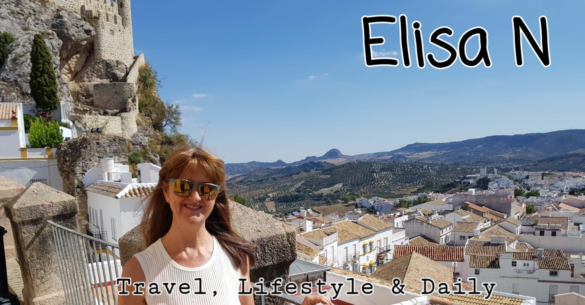 Elisa N, Travel, LifeStyle & Daily