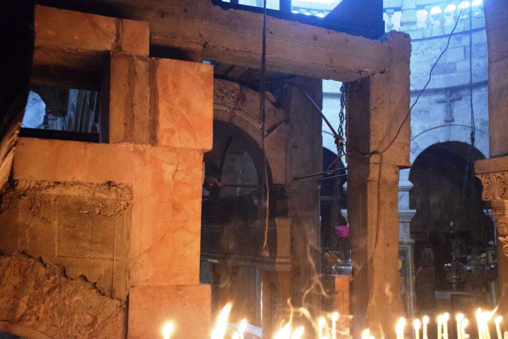 Santo Sepulcro, Jerusalén, Israel