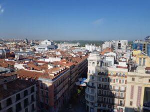 Lee más sobre el artículo Espacio Gourmet Experience, otro mirador excepcional de Madrid