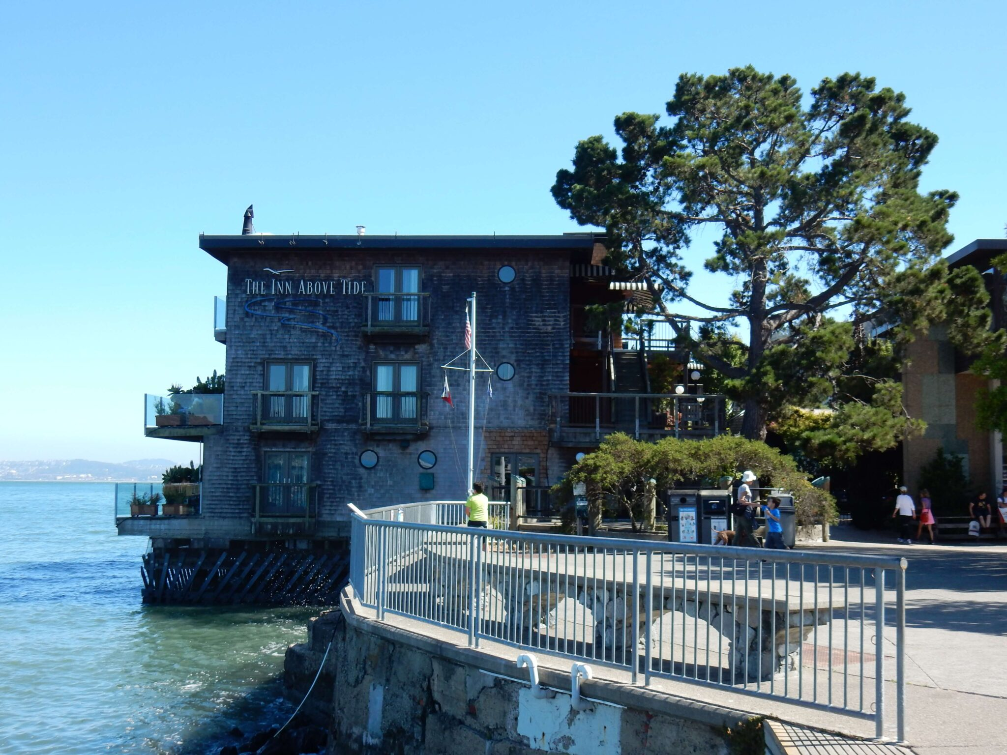 The Inn Above the Tide, Sausalito